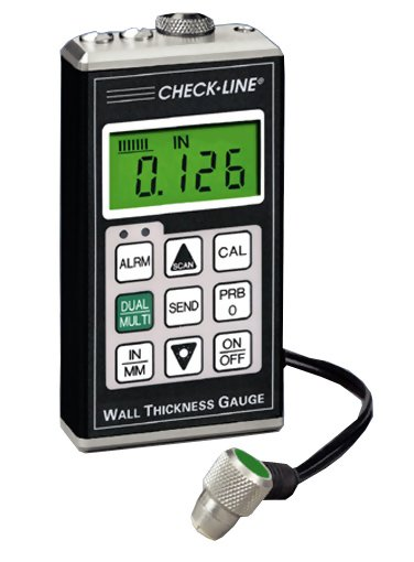 Checkline TI-25M-MMX Through Paint Ultrasonic Thickness Gauge