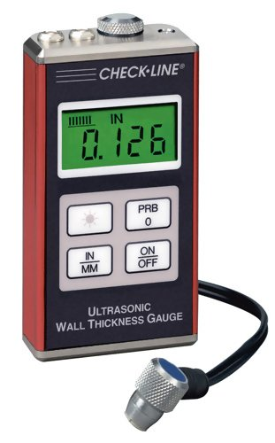 Checkline TI-25P Programmable Ultrasonic Thickness Gauge