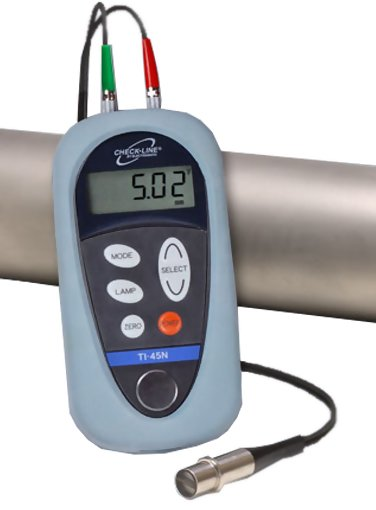 Checkline TI-45NHD Ultrasonic Wall Thickness Gauge