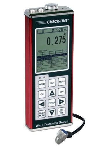 Checkline TI-MMX-SDL High Performance Ultrasonic Thickness Gauge