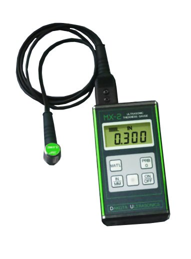 Dakota Ultrasonics MX-2 Ultrasonic Thickness Gauge