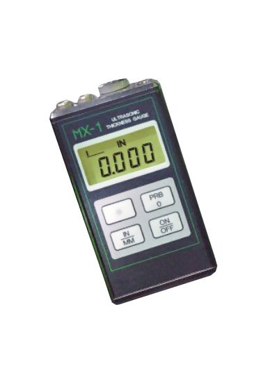 MX-1 Ultrasonic Thickness Gauge