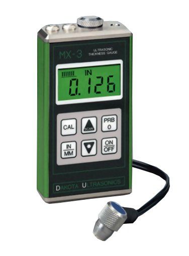 MX-3-ATRR Acrylic Thickness Gauge
