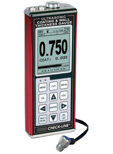TI-CMX Ultrasonic Coating & Wall Thickness Gauge